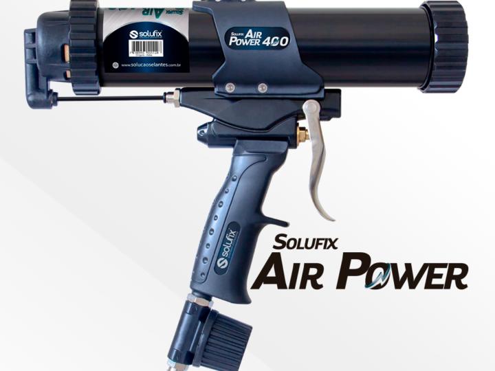 Vantagens da pistola pneumática ou elétrica na aplicação de selantes